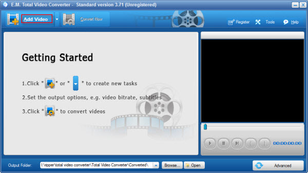 Total Video Converter for Windows