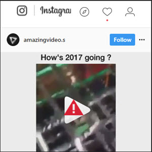[Fixed] 2017 Instagram Video Won't Play on Android/iPhone/PC