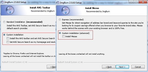 How to Install ImgBurn without Adware of Ask and OpenCandy