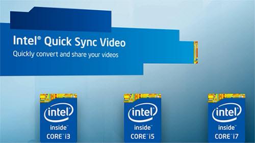 Fast Intel Quick Sync Encoder: Use QSV to Encode H 265/HEVC