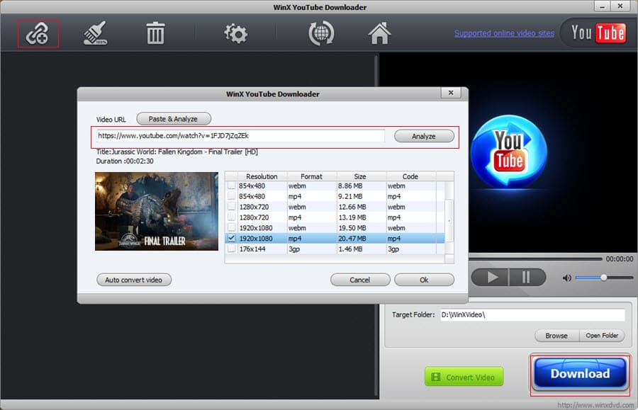 how to make a trailer video software