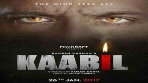 New Bollywood Hindi movie - Kaabil