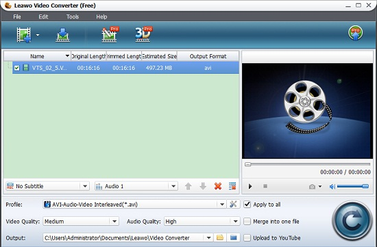 vob to avi converter free download full version