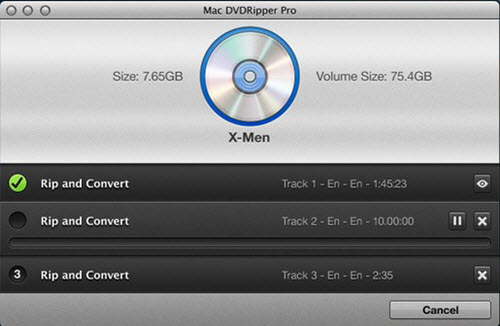 Top DVD Decrypter for Mac - Mac DVDRipper Pro