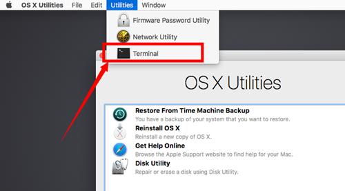Run Command in Terminal Windows to Install libdvdcss on El Capitan