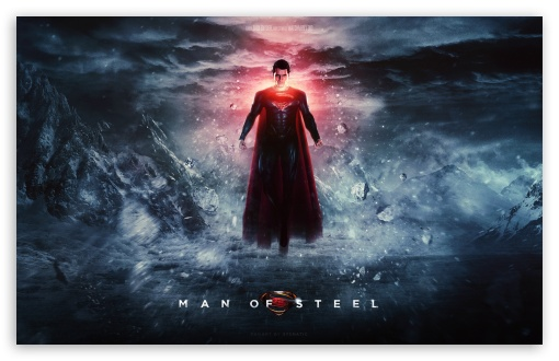 Rip DVD Man of Steel 2013
