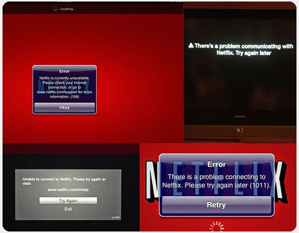 Solved] How to Fix Netflix Errors, Solve Netflix Problems