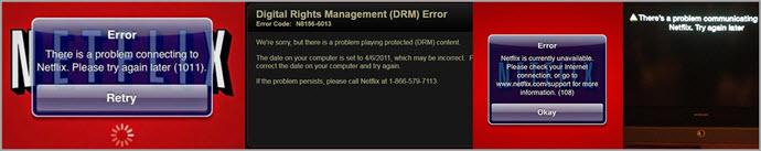 Solved] How to Fix Netflix Errors, Solve Netflix Problems
