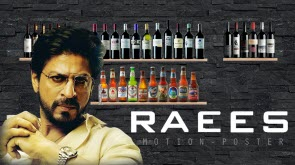 2017 upcoming Bollywood Hindi movie - Raees