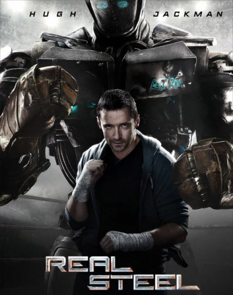 Rip DVD Real Steel