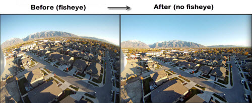GoPro Fisheye Correction: How to Fast Remove Fisheye (Lens