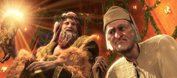 Rip Blu-ray A Christmas Carol