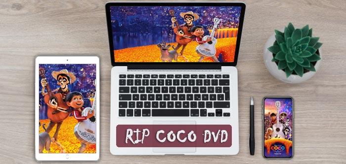 Rip COCO DVD Movie