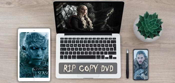 Rip Game of Thrones Seasean 1-7 DVDs