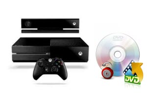 rip dvd to xbox one