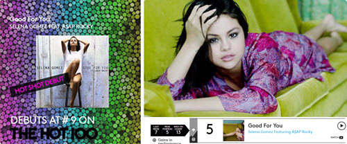 download music video selena gomez good for you