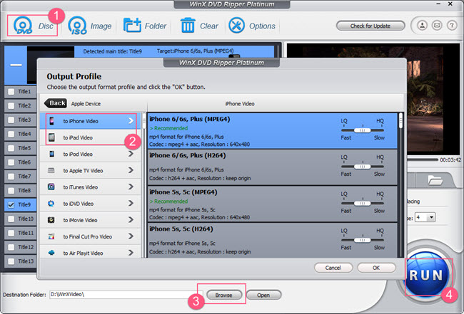 how to put movies on ipad air without itunes