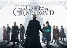 2018 New Thanksgiving Movie - Fantastic Beasts: The Crimes of Grindelwald