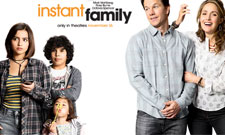 2018 New Thanksgiving Movie - Instant Family