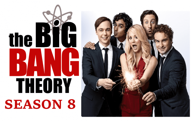 the big bang theory season 8 free online