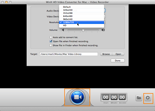 How to Capture/Record Webcam Video on Mac (10 14)
