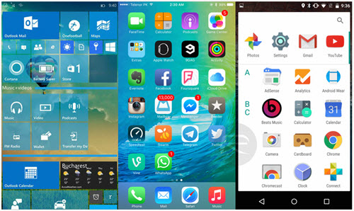 Android vs apple the popular choice