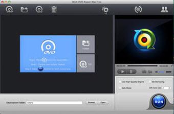 Best Free DVD Ripper for Mac - WinX DVD Ripper Mac Free