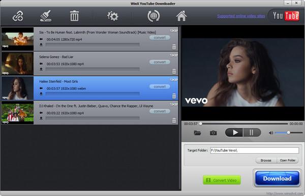 Best Free Vevo Video Downloader