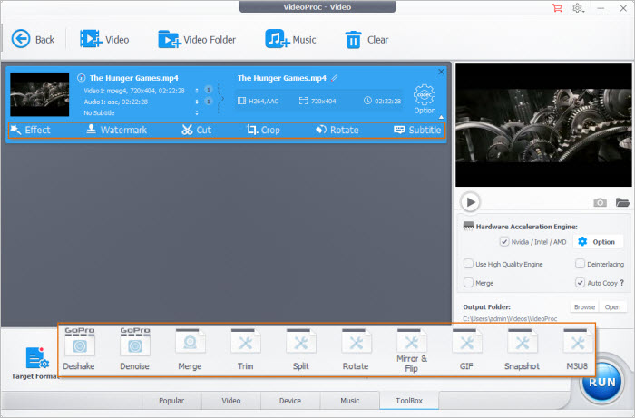 youtube video editor software