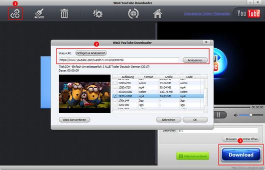 youtube downloader for windows 10 64 bit pc