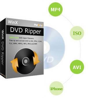 DVD Ripper Freeware - WinX DVD Ripper