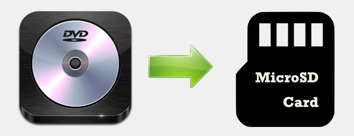 How Do I Rip/Copy DVD to MicroSD Card or USB Flash Drive?
