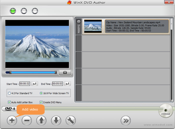 Download Free DVD Writer Software on Windows 7/8 1/10 - WinXDVD