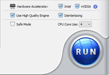 WinX DVD Ripper Platinum Safe Mode