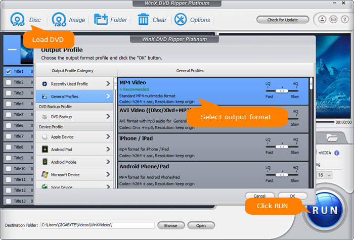 Get WinX DVD Ripper Platinum Coupon Code at Lowest Price