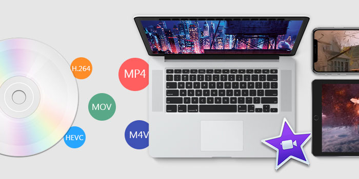 Best Three DVD Rippers for Mac [Reviews] - Rip DVDs on OS X