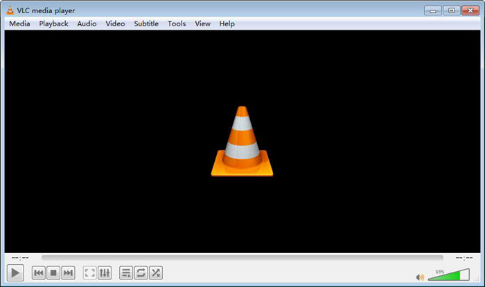 best DVD player for Windows 10 - VLC
