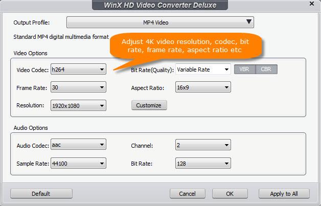 How to Compress HD/4K Videos (MKV, M2TS, H 265/HEVC etc