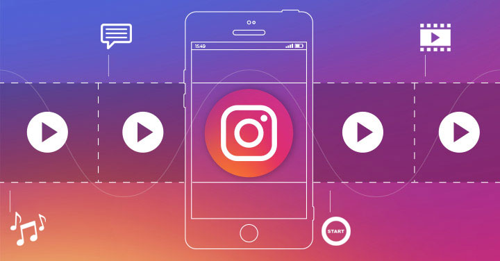 create videos for Instagram