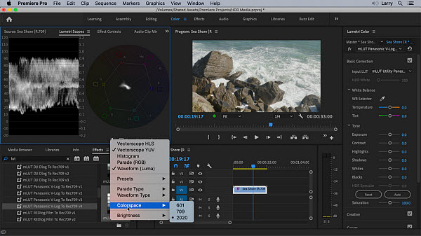 Top Windows Movie Maker Alternative for Windows 10 - Adobe Premiere Pro
