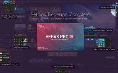 Best Hardware Accelerated Video Editor - Vegas Pro