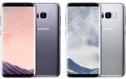 Galaxy S8発売日
