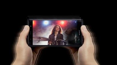 Xperia XZ2 Premiumカメラ