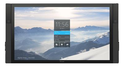 Surface Hub対応のビデオフォーマット