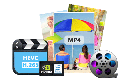 HEVC to MP4 Converter with Hardware Acceleration