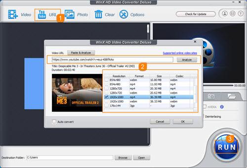 video converter for youtube