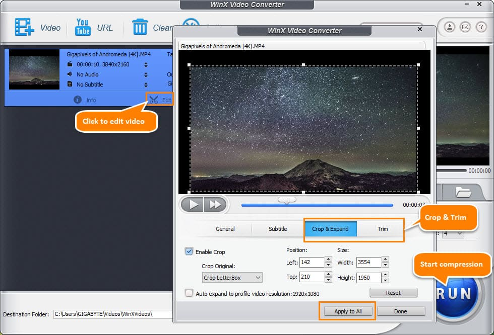 Best Free Video Compressor for Windows 7 | Compress 8K/4K/HD