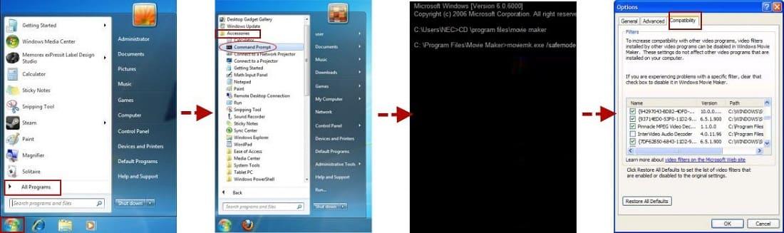 Solved] Windows Movie Maker Not Working on Windows 10/8( 1