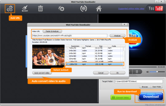 YouTube Downloader More - Freemake Video Downloader
